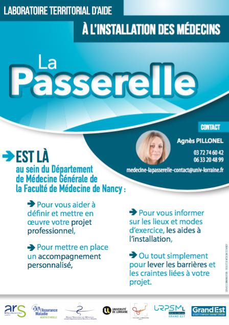 La passerelle for Passerelle definition